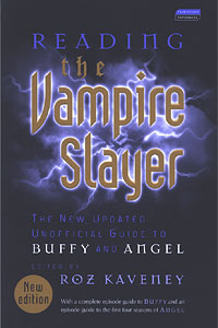 Reading The Vampire Slayer Cover Image